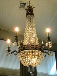 vintage french chandeliers antique french chandeliers for