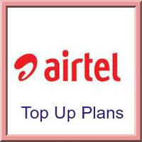 Airtel Delhi Top Up Plans Recharge Offers Top Up Packs