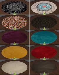 circle rugs ikea gallery rug small round designs from pink and purple area persian toronto colourful