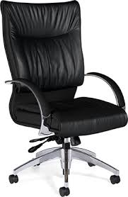 office leather chair. Picture Of Global 4696LM-4 High Back Leather Chair Office Leather Chair