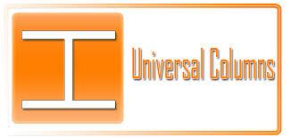 Universal Column Weight Chart Structural Steels Universal Columns