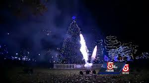 Christmas Lights Boston Area Where To See Christmas Lights In Boston 2017 Axs