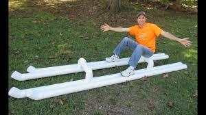 Building a PVC <b>Raft</b> - DIY - YouTube