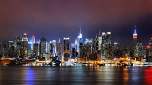 new york lighting 1366 768 wallpaper 5254