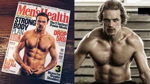 sam heughan mens health sam heughan s workout