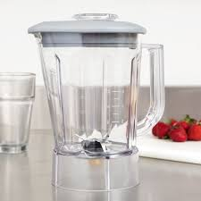 bpa free pitcher with lid for kitchenaid residential blenders