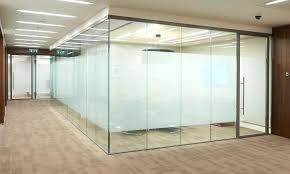glass walls office. Glass Walls Office Aluminium Partitioning System Partitions For Construction Materials