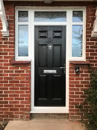 black front doors.  Front Minimum And Maximum Door  For Black Front Doors