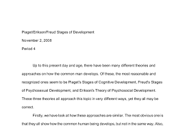 stages of development piaget s stages of cognitive development  document image preview