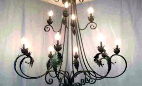 awesome luxury wrought iron candle chandelier metal candle chandelier traditional home improvement warehouse literarywondrous outstanding wrought