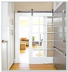 double sliding door exterior interior french doors internal rail patio the