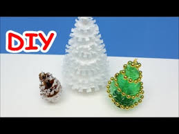 Milk Bottle Decorating Ideas DIY Crafts Ideas How to Make Christmas Tree out of Milk Container 92