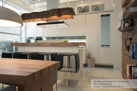 Modern Rustic Kitchen Island Awesome Design Ideas Trends