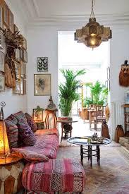 Glamorous Bohemian Style Apartment Decor Photo Design Ideas