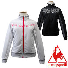 lecoq le coq sportif warm up jacket sports gym yoga women s size m size l