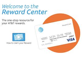 rewardcenter att at t rewards and