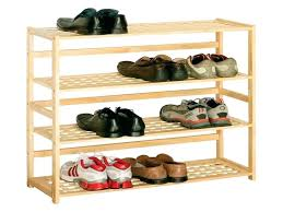 shoe rack plans diy wooden