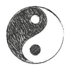Resultado de imagem para ing e ying yang