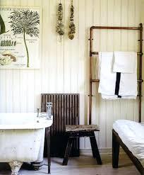 Creative Towel Rack Ideas Cool And Creative Towel For The Bathroom