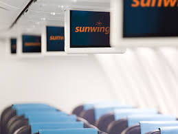 Sunwing Airlines Seating Chart Award Winning Inflight Service