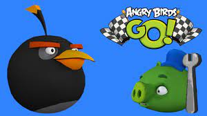 Angry Birds Go - Dont Mess Up With BOMB   Daily Quests, Events, Walkthrough  - YouTube