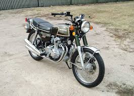 The Smallest Four: Honda CB350F - Classic Japanese Motorcycles ...
