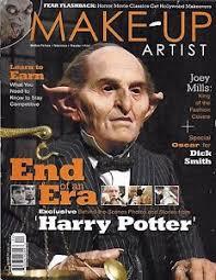 image is loading makeup artist magazine harry potter joey mills