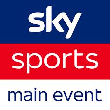 tv guide. sky sports main event tv guide