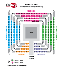The Rave Milwaukee Seating Chart Stiemke Studio Seating Chart The Chinese Lady