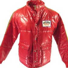 Vintage 70s Wynns Racing Jacket Mens L Deadstock Red Wet Look USA ... & If you love cars and racing, then there is no better way to show it than  with this vintage 70s racing jacket made by Wynn's! Adamdwight.com