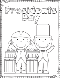 Small Picture Presidents Day Free Printables from Ship Shape First Grade