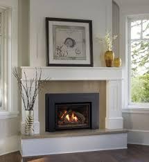 gas insert fireplace mantels surrounds white corner for amazing white fireplace surround