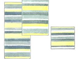 rug sets with runner bathroom superb yellow bath rugs gray ideas home improvement kitchen r