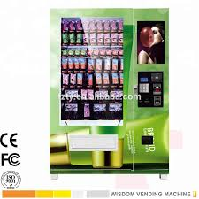 Automat Vending Machine Fascinating Automat Vending Machines For Food Snack Drinks With Cooling System