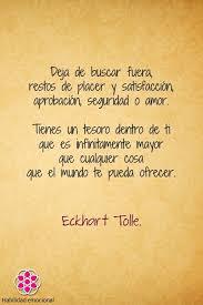 Eckhart Tolle Quotes New Eckhart Tolle Quotes Fantastic Frases Para Reflexionar Eckhart Tolle
