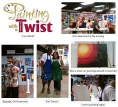 painting with a twist gvine texas dallas wedding planner dallas event planner