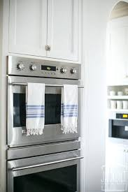 stainless steel double wall ovens double wall oven stainless steel front zoom 24 stainless steel double