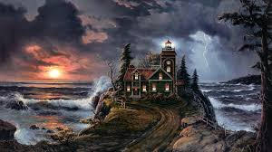 paint bedroom photos baadb w h:  images about light houses beacon of our lifes on pinterest art oil rounding and pictures