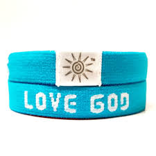 Jesus Is The Light Wristbands