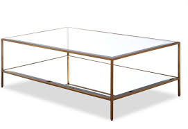 adorable glass coffee tables at oliver table antique steel frame