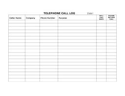 Customer Call Sheet Template Customer Call Back Template Customer Call Plan Template Sheet Back