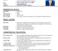 Free Editable Resume Templates Word Resume Template Outstanding Pdf Curriculum Vitae Word Format 91