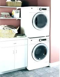 over under washer dryer. Apartment Size Stackable Washer And Dryer Compact Over Under