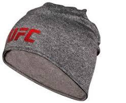 <b>Шапка серая</b> Reebok UFC Ultimate Fight <b>Performance</b> Beanie ...
