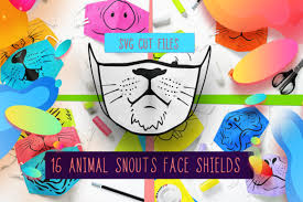Sorry, your browser does not support inline svg. Animals Face Mask Designs