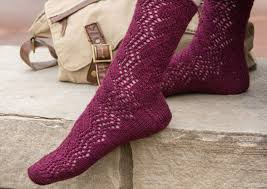 Sock Knitting Pattern Enchanting 48 Free Sock Knitting Patterns To Download Interweave
