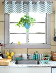 Small Kitchen Window Curtain Ideas And Decor Inside Treatment For Magnificent Kitchen Curtain Ideas