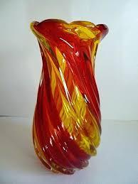 vintage colored glass vases vintage colored glass vases vintage multi coloured
