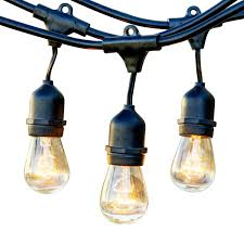 Hanging Lantern Lights String Newhouse Lighting Outdoor String Lights Commercial Grade