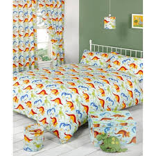 single bed kids novelty duvet quilt cover set pillowcase boys girls pinks blue s